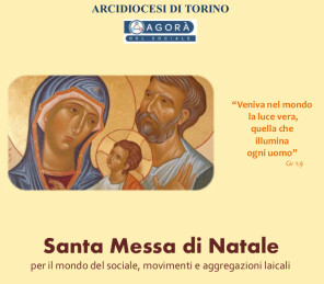 Messa Natale _agorà Sociale 2018_banner