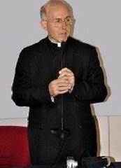 Prof. P. Rafael Pascual, direttore Istituto Scienza e Fede@CIS