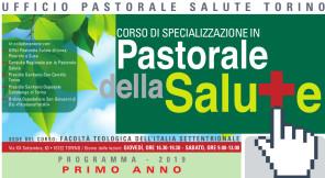 Corso Specializzazione Pastorale Salute Primo Anno 2019_banner