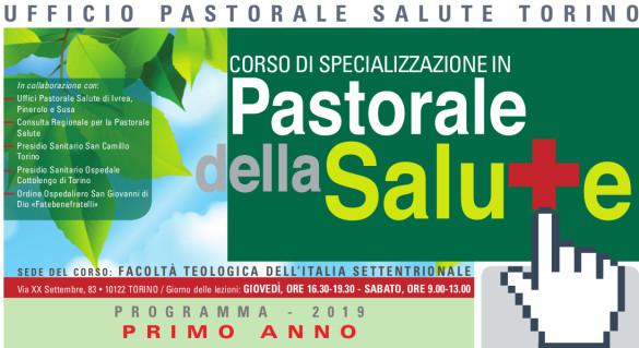 Corso di Specializzazione in Pastorale della Salute – Primo Anno