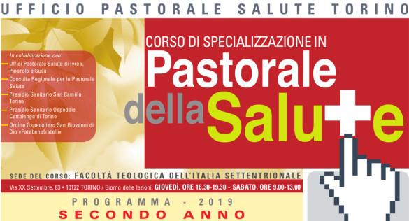 Corso di  Specializzazione in Pastorale della  Salute II Anno