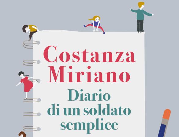 Il Libro «Diario di un soldato semplice» di C. Miriano