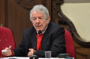 Magistrato Giuseppe Anzani, al Convegno Aborto e Legge 194: una riflessione dopo 40 anni, Facoltà Teologica Torino, 24 novembre 2018  G. Boero