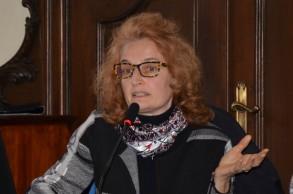Prof.ssa Paola Aliperta, al Convegno Aborto e Legge 194: una riflessione dopo 40 anni, Facoltà Teologica Torino, 24 nov 2018, F. G. Boero