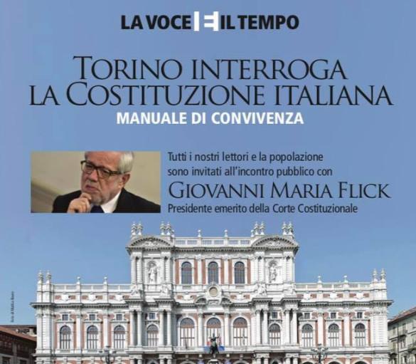 Torino interroga la Costituzione Italiana, manuale di convivenza
