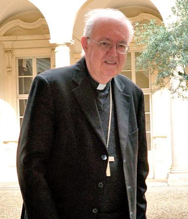 Monsignor Cesare Nosiglia Arcivescovo di Torino © D'Angelo_Foto Archivio