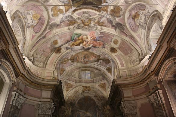 """Tra i monumenti """"adottati"""" dalle scuole, la chiesa del SS Sudario. Visite guidate domenica 5 maggio"""