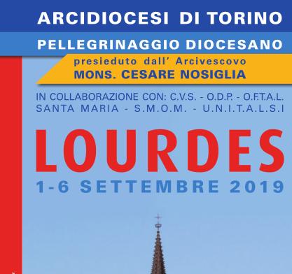 Pellegrinaggio Lourdes – Arcidiocesi di Torino