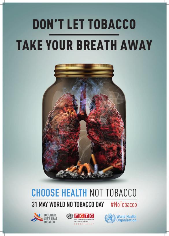 Tumore ai polmoni e altre malattie correlate al fumo di tabacco. Rapporto dell'Iss nella Giornata Mondiale senza Tabacco