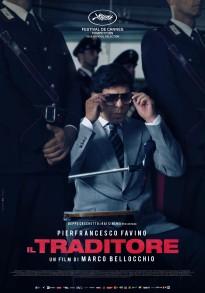 IL FILM_Il traditore di Bellocchio M. _poster