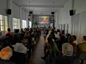 Mostra Cicely Saunders 2019 Sermig_pubblico foto LOSAPIO©foto I. Losapio
