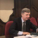 Prof. Enrico Larghero, Direttore scientifico Master in Bioetica Facoltà Teologica di Torino, moderatore convegno Tutelare la Salute nel mondo di domani