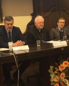 Icardi, Nosiglia, Palestro, Facoltà Teologica Torino  15 giugno 2019