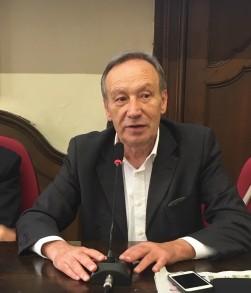 Josè Parrella, Presidente Associazione Istituti Religiosi Socio-Sanitari (ARIS), Tutelare la salute nel mondo di domani, 15 giugno 2019 Torino Bioetica News Torino
