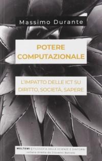 DURANTE M_Potere computazionale_MELTEMI 2019_COP