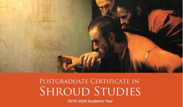 Postgraduate Certificate in Shroud Studies 2019-2020 English edition