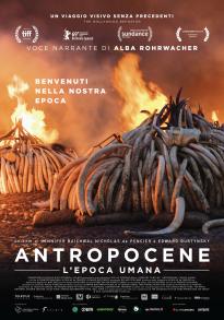 antropocene di Bachwal a de Pencier, Burtynsky_ 2018 locandina