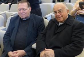 Franco Ciravegna e Luciano Pacomio convegno Economia delle relazioni 2019