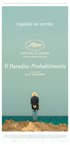 Il FILM SULEIMAN_IlParadisoProbabilmente 2019_locandina