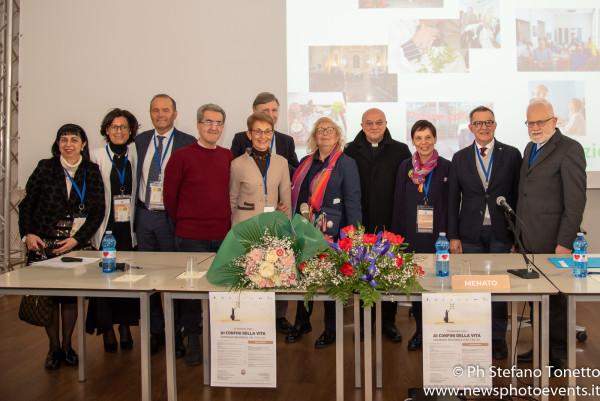 Relatori, moderatori e organizzatori del Convegno