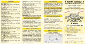 B. PROGRAMMA (in pdf) MASTER BIOETICA I ANNO A.A. 2020-2021 parte 1