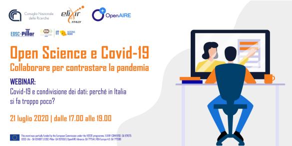 Open Science e Covid-19: collaborare per contrastare la pandemia