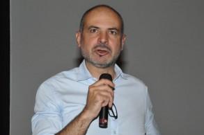 Luigi Ferraro, presidente Gli Amici di Daniela, Santo Volto, 22-24 maggio 2015