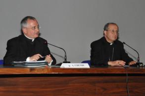 Mons. Bruno Forte -Arcivescovo di Chieti - Vasto  - foto di P. Garelli