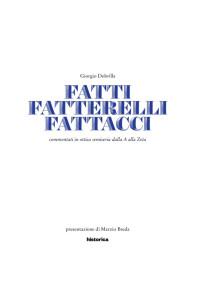 Dobrilla_fatti-fattarelli_2015 cop