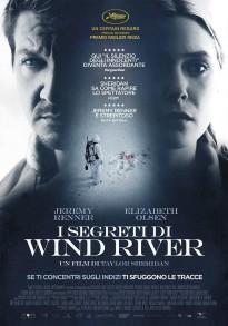 I segreti di Wind RIver di T. Sheridan, 2018, poster