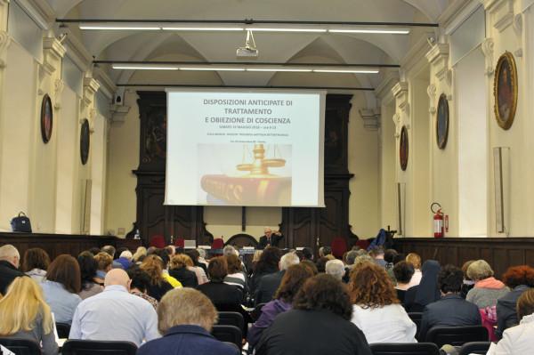 Dat e obiezione di coscienza Facoltà Teologica Torino 2018_F. A. D'Angelo