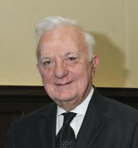 Avv. Mauro Ronco, Professore Emerito di Diritto Penale e Presidente del Centro Studi Rosario Livatino